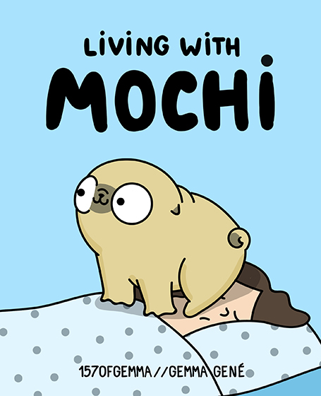 LIVING WITH MOCHI_cover LR